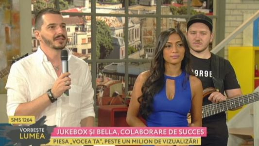 Jukebox si Bella, colaborare de succes