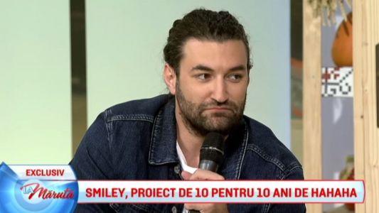 Smiley, proiect de 10 pentru 10 ani de HAHAHA