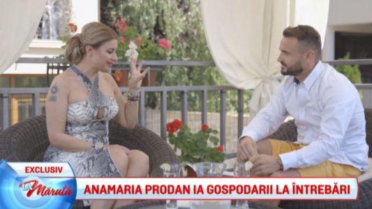 Anamaria Prodan ia gospodarii la intrebari