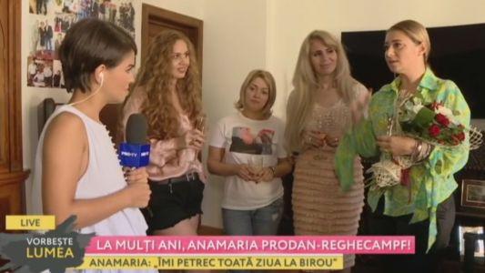 La multi ani, Anamaria Prodan-Reghecampf!