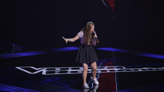 Vocea Romaniei - sezonul 7: Ana Munteanu - Bensonhurst Blues