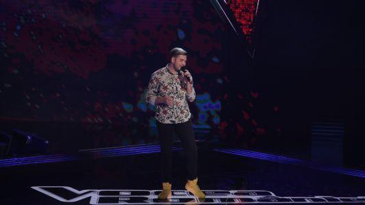 Vocea Romaniei - sezonul 7: Razvan Encuna - You Give Me Something