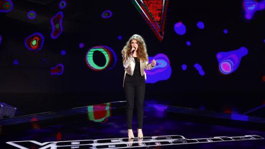 Vocea Romaniei - sezonul 7: Zsuzsana Cerveni - Mistreated