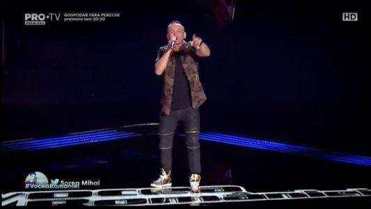 Vocea Romaniei - sezonul 7: Fabian Sanchez - Despacito