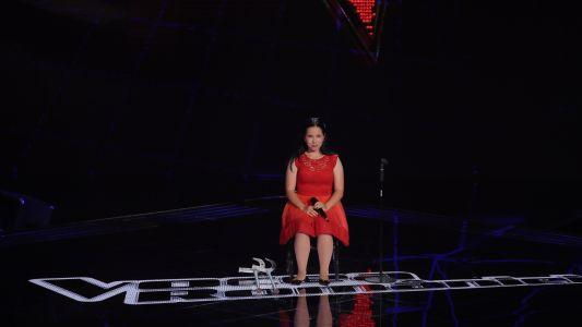 Vocea Romaniei - sezonul 7: Adriana Ciobanu - Bound To You