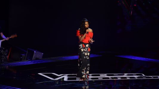 Vocea Romaniei - sezonul 7: Meriam Jane Ndubuisi - You Make Me Feel Like A Natural Woman