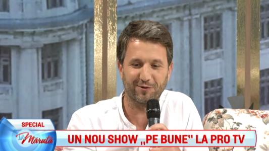 """Un nou show """"Pe Bune"""" la PRO TV"""