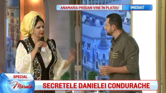Secretele Danielei Condurache