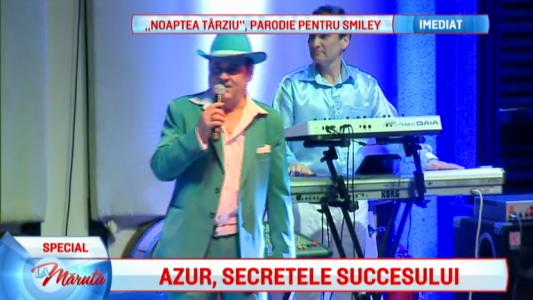 Azur, secretele succesului