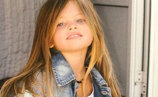 S-a transformat intr-o tanara fermecatoare. Thylane Blondeau, cea mai frumoasa fetita din lume, aparitie WOW