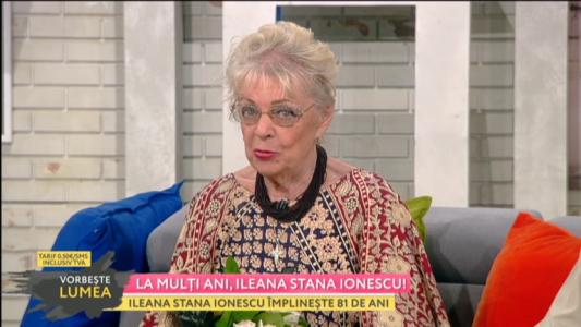 La multi ani, Ileana Stana Ionescu
