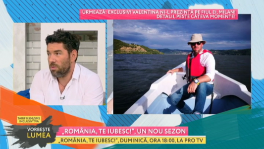 """Romania, te iubesc!"", un nou sezon"