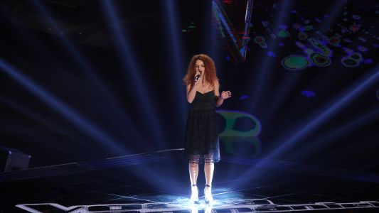 Vocea Romaniei - sezonul 7: Roman Olga - When The Music Dies