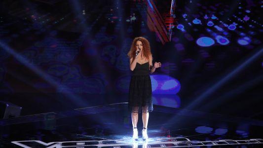 Vocea Romaniei - sezonul 7: Roman Olga - Jurizare Auditii pe nevazute