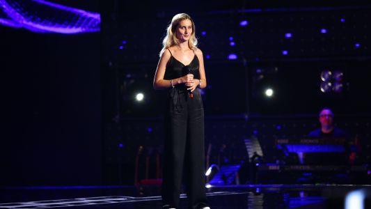 Vocea Romaniei - sezonul 7: Lidia Isac - Jurizare Auditii pe nevazute