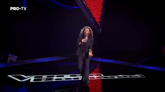 Vocea Romaniei - sezonul 7: Adrian Barbu - Feeling good