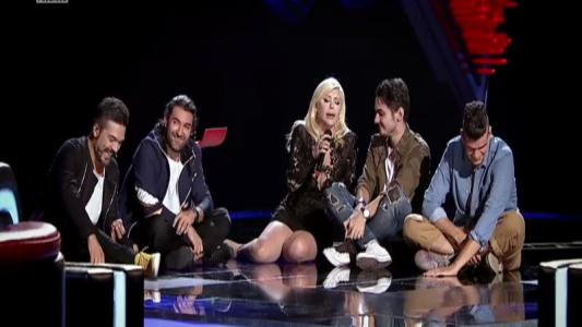 Vocea Romaniei - sezonul 7: Loredana si Tudor Chirila canta muzica lautareasca
