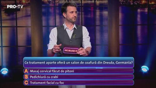 Ce tratament aparte ofera un salon de coafura din Dresda, Germania?