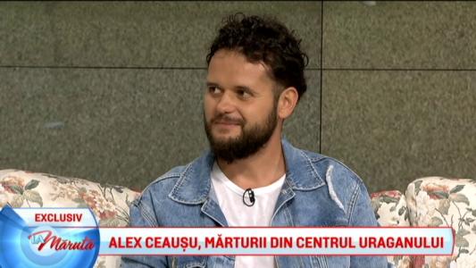 Alex Ceausu, marturii din centrul uraganului