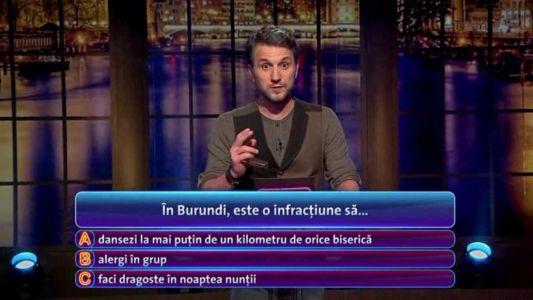 In Burundi, este o infractiune sa...