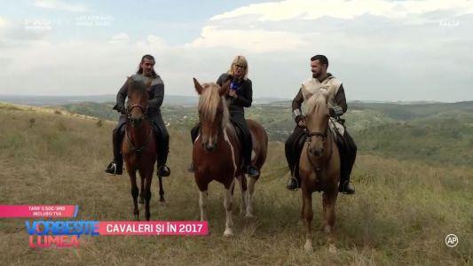 Cavaleri si in 2017