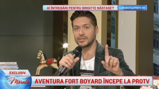 Aventura Fort Boyard incepe la PRO TV