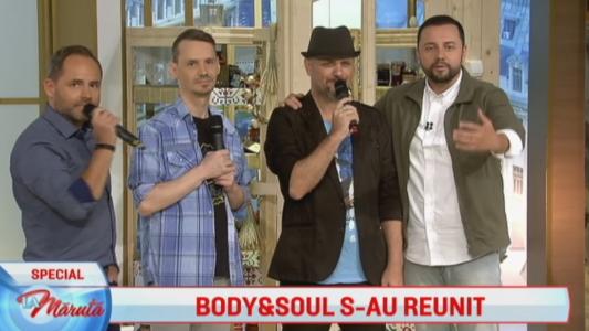 Body&Soul s-au reunit