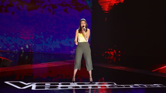 Vocea Romaniei - 2017: Bianca Onet - Am I The One  Jurizare
