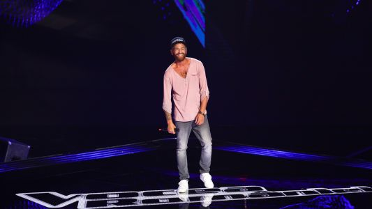 Vocea Romaniei - 2017: Rufus Martin - Another Day In Paradise & Jurizare
