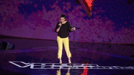 Vocea Romaniei - 2017: Maria Radeanu - Someone Like You & Jurizare