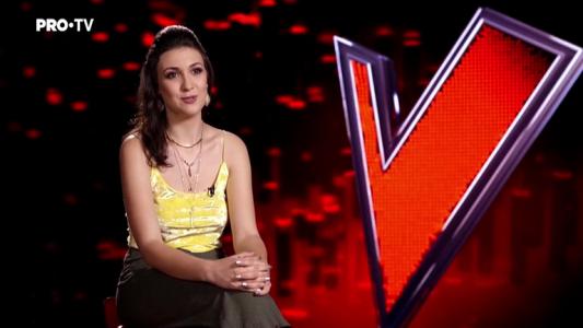 Vocea Romaniei - sezonul 7: Bianca Onet - poveste