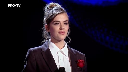 """Vocea Romaniei - sezonul 7: Smiley: """"Esti si mai frumoasa de aproape!"""""""