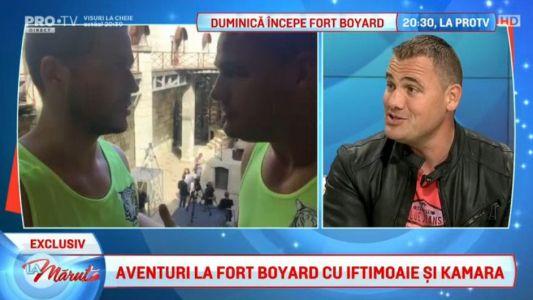 Aventuri la Fort Boyard cu Iftimoaie si Kamara