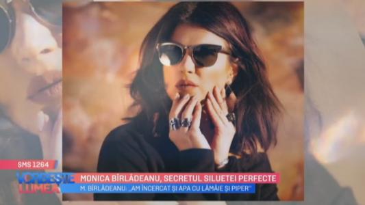 Monica Birladeanu, secretul siluetei perfecte