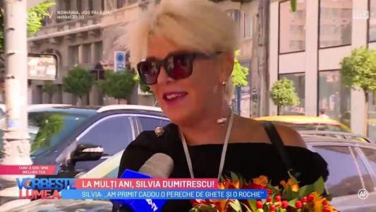 La multi ani, Silvia Dumitrescu!