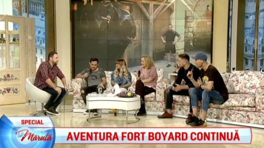 Aventura Fort Boyard continua