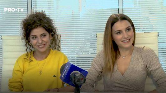 """Interviu Letitia si Cristina despre Ai Nostri: """"Am avut norocul vietii! Este de departe una dintre cele mai tari echipe cu care am lucrat vreodata!"""""""