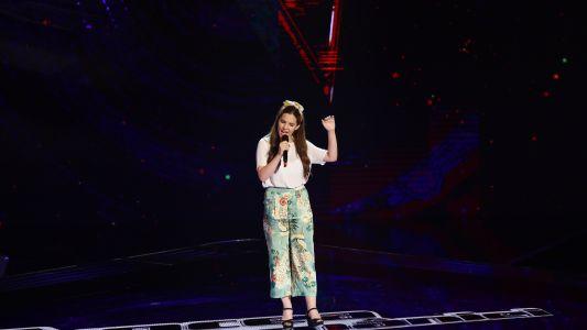 Vocea Romaniei - sezonul 7: Ioana Barba - Holy Grail & Jurizare