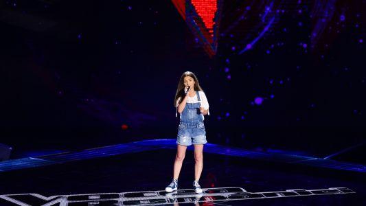 Vocea Romaniei - sezonul 7: Oana Cenuse - Stone Cold & Jurizare