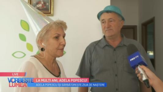 La multi ani, Adela Popescu!