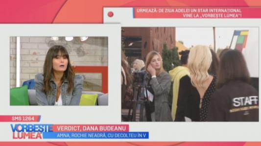 Verdict Dana Budeanu - 09.10.2017