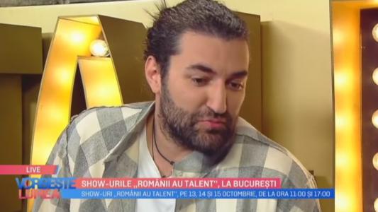 Show-urile Romanii au talent , la Bucuresti