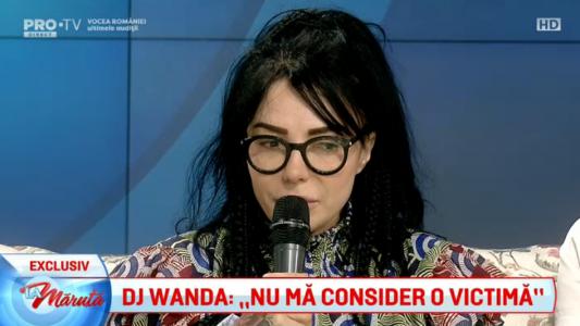"DJ Wanda: ""Am inceput sa ma simt rau acum 5 luni"""