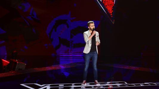 Vocea Romaniei - sezonul 7: Cristian Prajescu - She's Out Of My Life  Jurizare