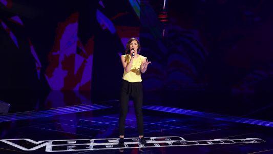 Vocea Romaniei - sezonul 7: Raluca Ursu - Issues  Jurizare