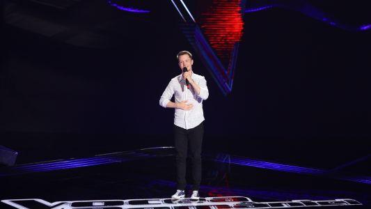 Vocea Romaniei - sezonul 7: Stelian Ailincai - Man Who Can't Be Moved & Jurizare