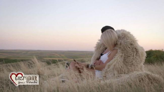 """Alina si Bogdan s-au jucat """"Adevar sau provocare"""""""