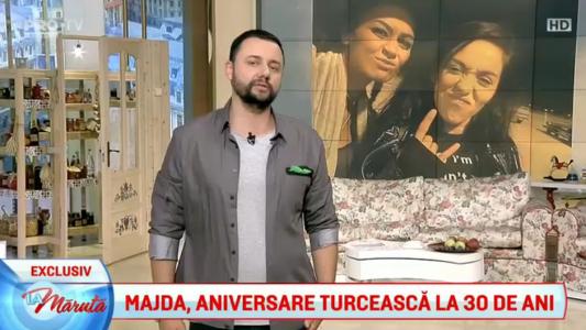 Majda, aniversare turceasca La Maruta