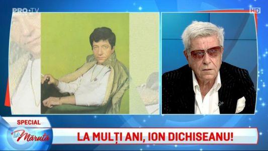 La multi ani, Ion Dichiseanu!
