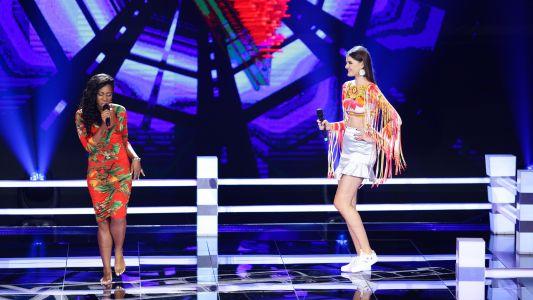 Vocea Romaniei - sezonul 7: Meriam Jane Ndubuisi vs. Ioana Cristodorescu - A Hard Day's Night